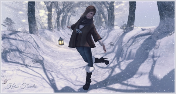 Dance till your warm