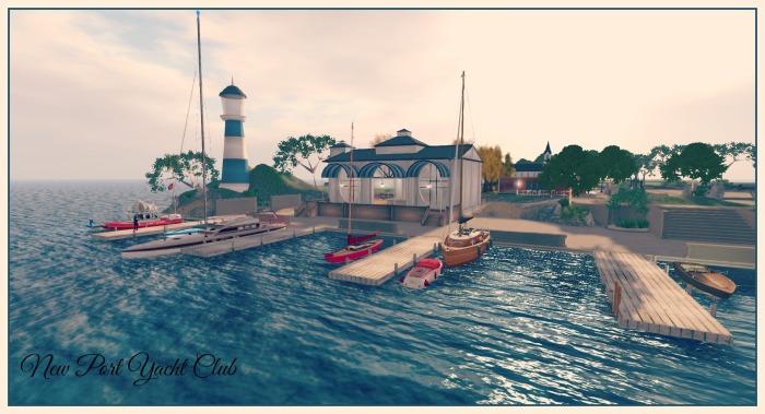 New Port Yacht Club