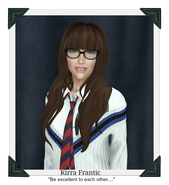 Second Life Yearbook Smile Challenge