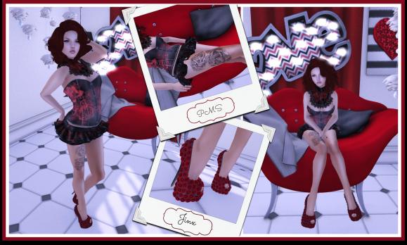 Color Me Red Jinx