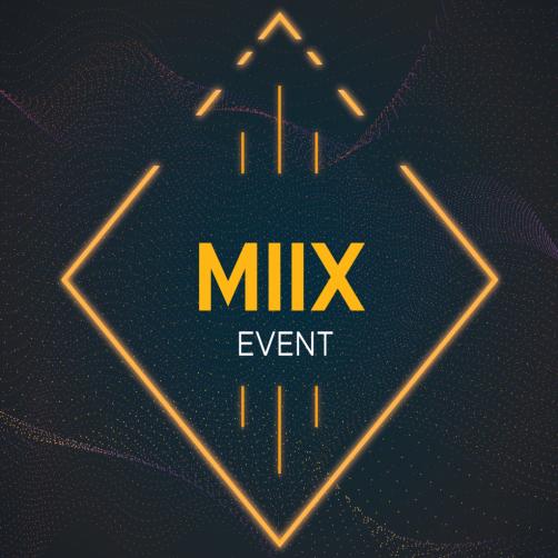 MIIX EVENT - LOGO 2020